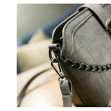 <bold>Messenger / Crossbody Bag  <br>Vegan-Leather Handbag  - strapsandbrass.com