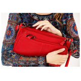 <bold>Clutch / Crossbody Bag <br>Vegan-Leather Handbag  - strapsandbrass.com