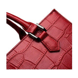 Tote / Crossbody Bag  <br>Genuine-Leather Handbag  - strapsandbrass.com
