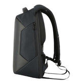 Backpack USB Charging & Anti-Theft<br>Vegan Leather Backpack  - strapsandbrass.com