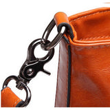 Tote / Shoulder Bag  <br>Genuine-Leather Handbag  - strapsandbrass.com