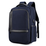 Backpack USB Charging <br> Oxford Backpack  - strapsandbrass.com