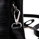 <bold>Tote / Messenger Bag <br>Genuine-Leather Handbag  - strapsandbrass.com
