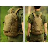 Copy of Backpack Military & Tactical <br> Nylon Backpack  - strapsandbrass.com