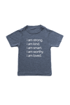 Affirmations | Organic Cotton Tee