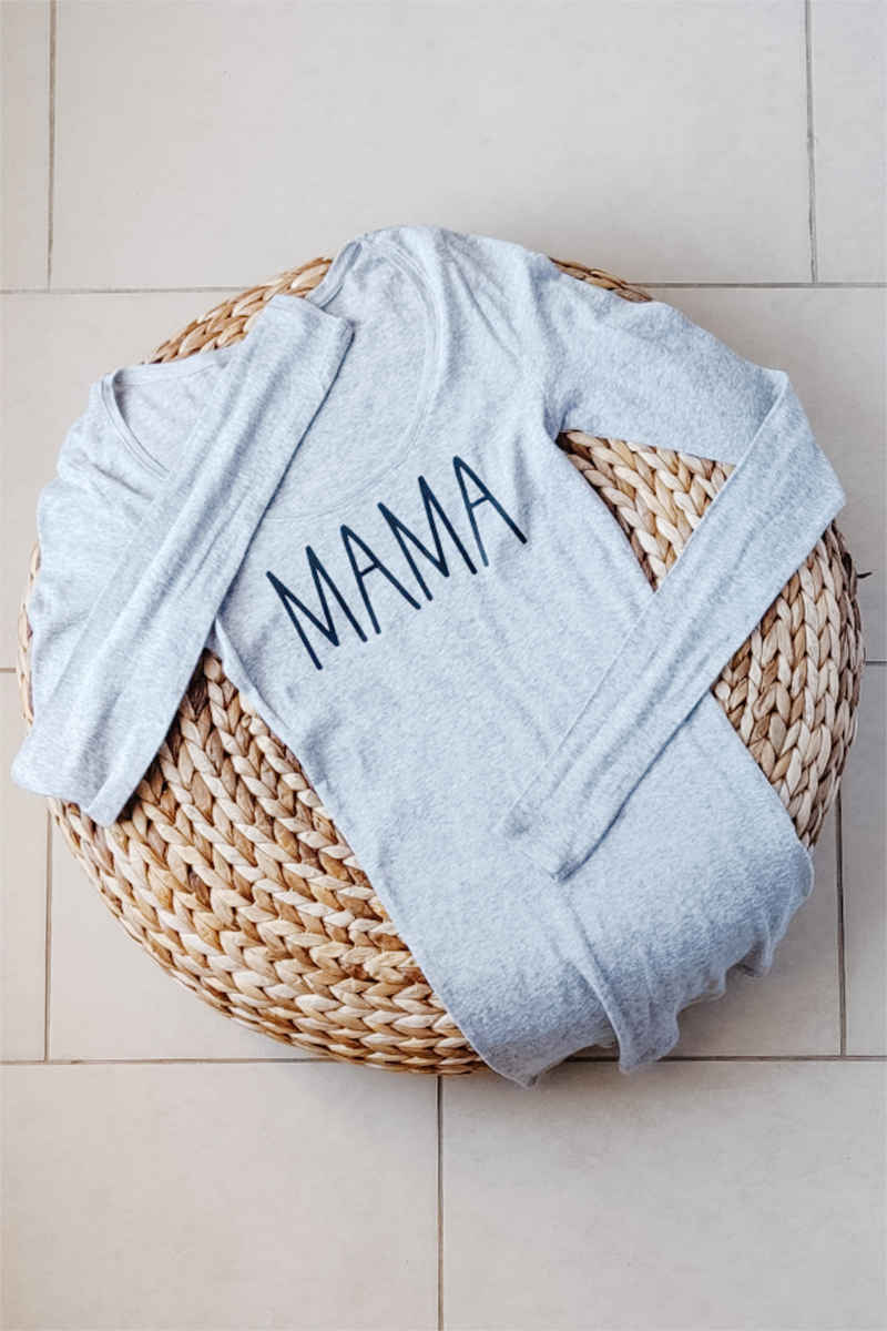 Playful Mama | Organic Cotton Tee | S