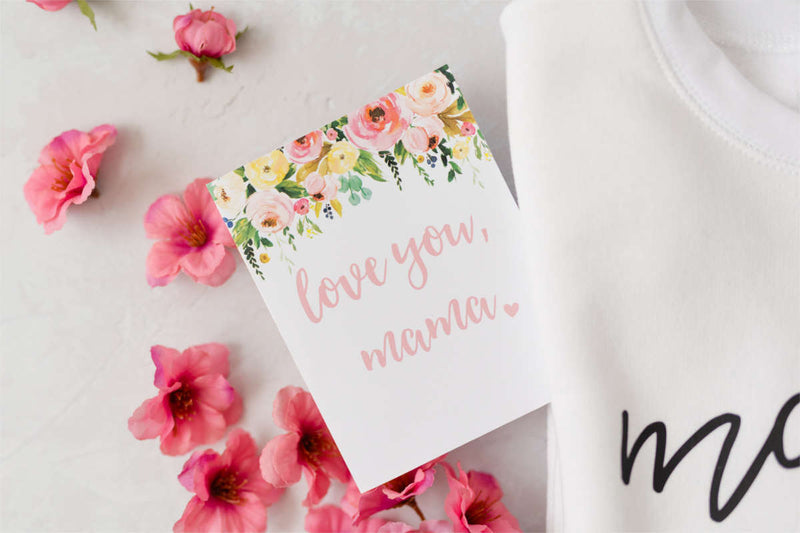 Classic Mother's Day | Gift Box