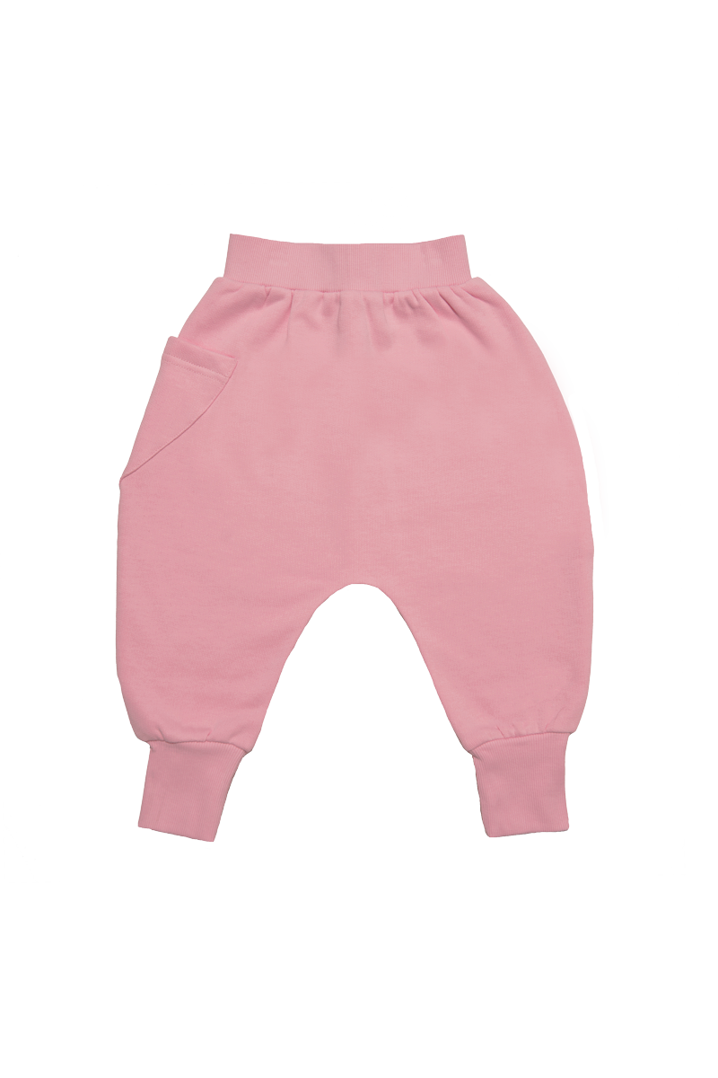 Limited Edition Pink | Organic Cotton Bubble Jogger