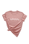 Rose Organic Cotton Tee (Seasonal) - Personalized