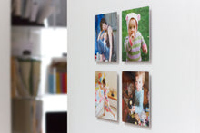 Collagewall® Metal 5x5s (4-pack with tray)