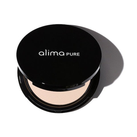ALIMA PURE PRESSED FOUNDATION WITH ROSEHIP ANTIOXIDANT COMPLEX ( 5 COLORS AVAILABLE )