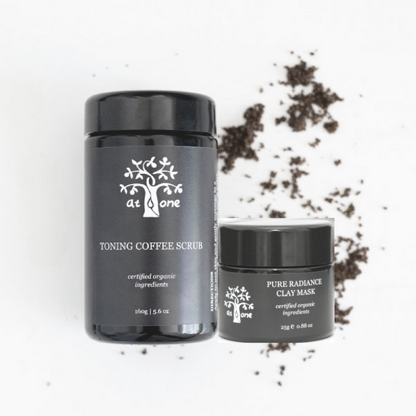 Deep Cleanse Face Mask + Body Scrub