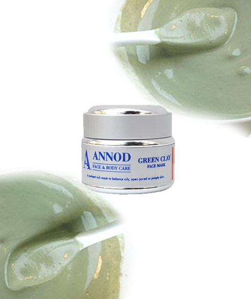Green Clay Treatment Mask