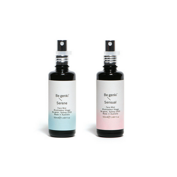Deep Hydrating Face Mist Day+Night Set