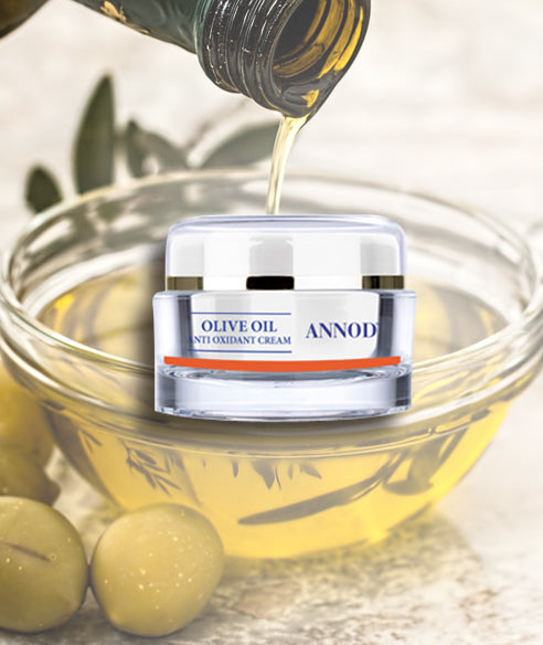 Olive Oil Anti – Oxidant Cream