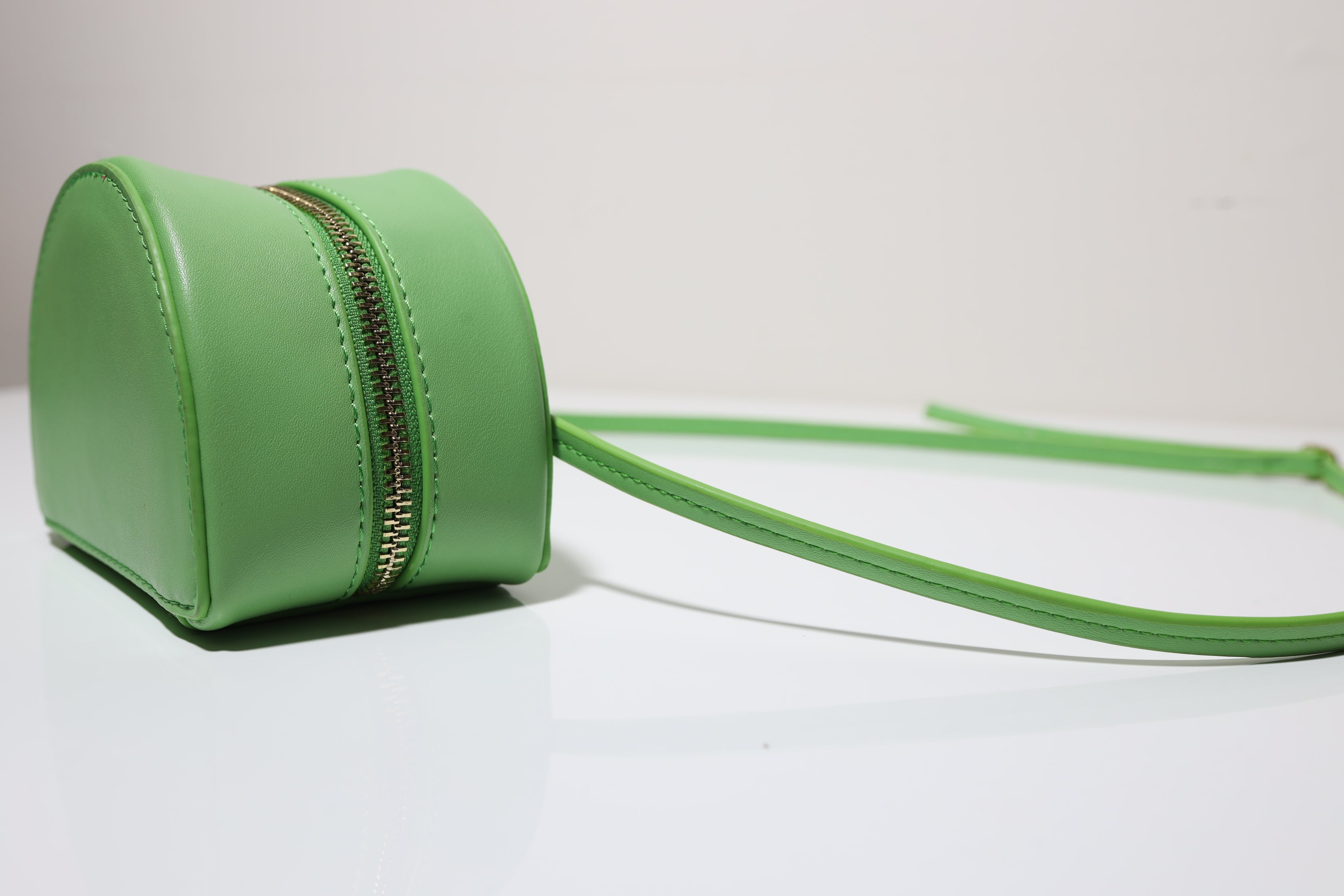Green Apple Bag