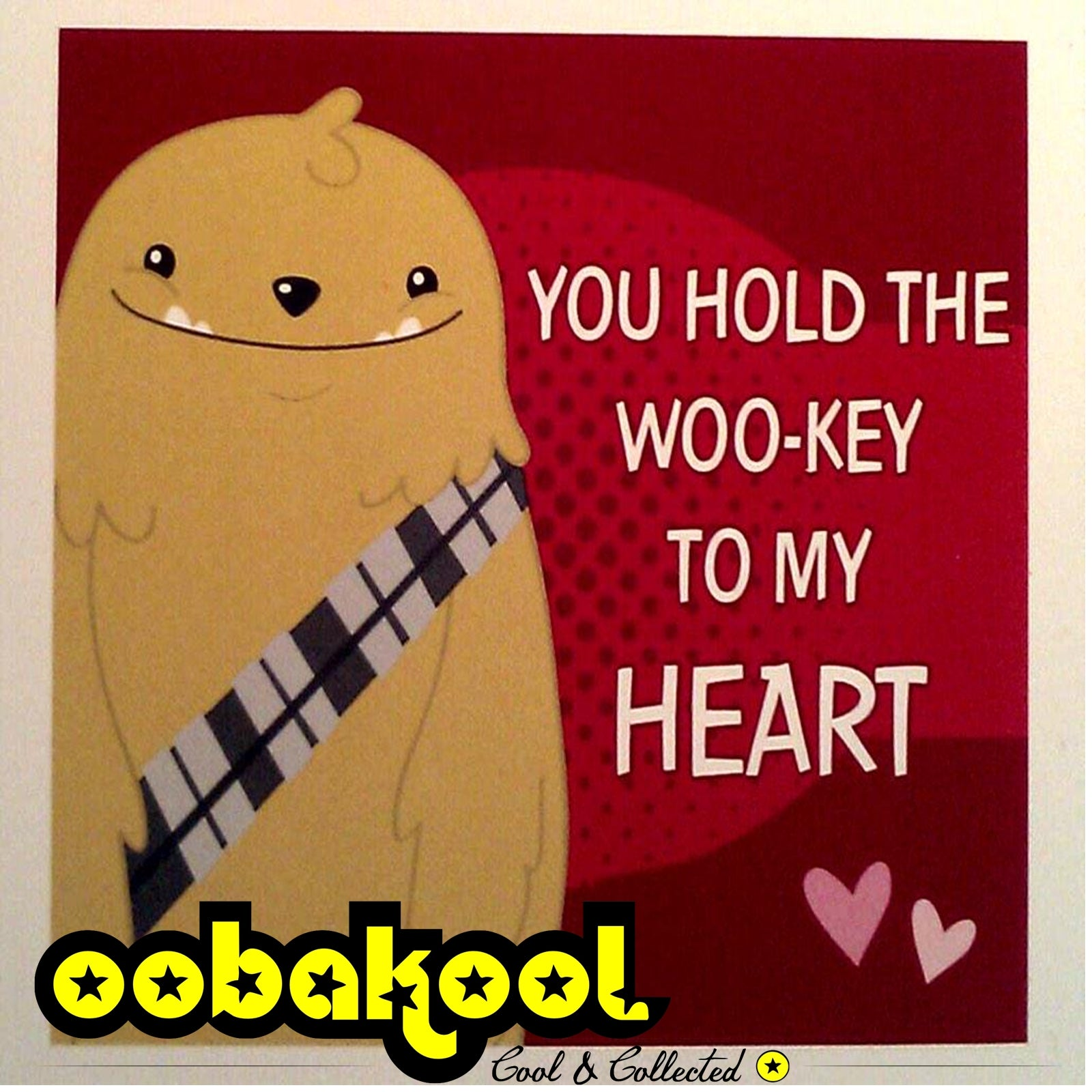 The Ideal Valentine's Gift For The OobaKool Man In Your Life!