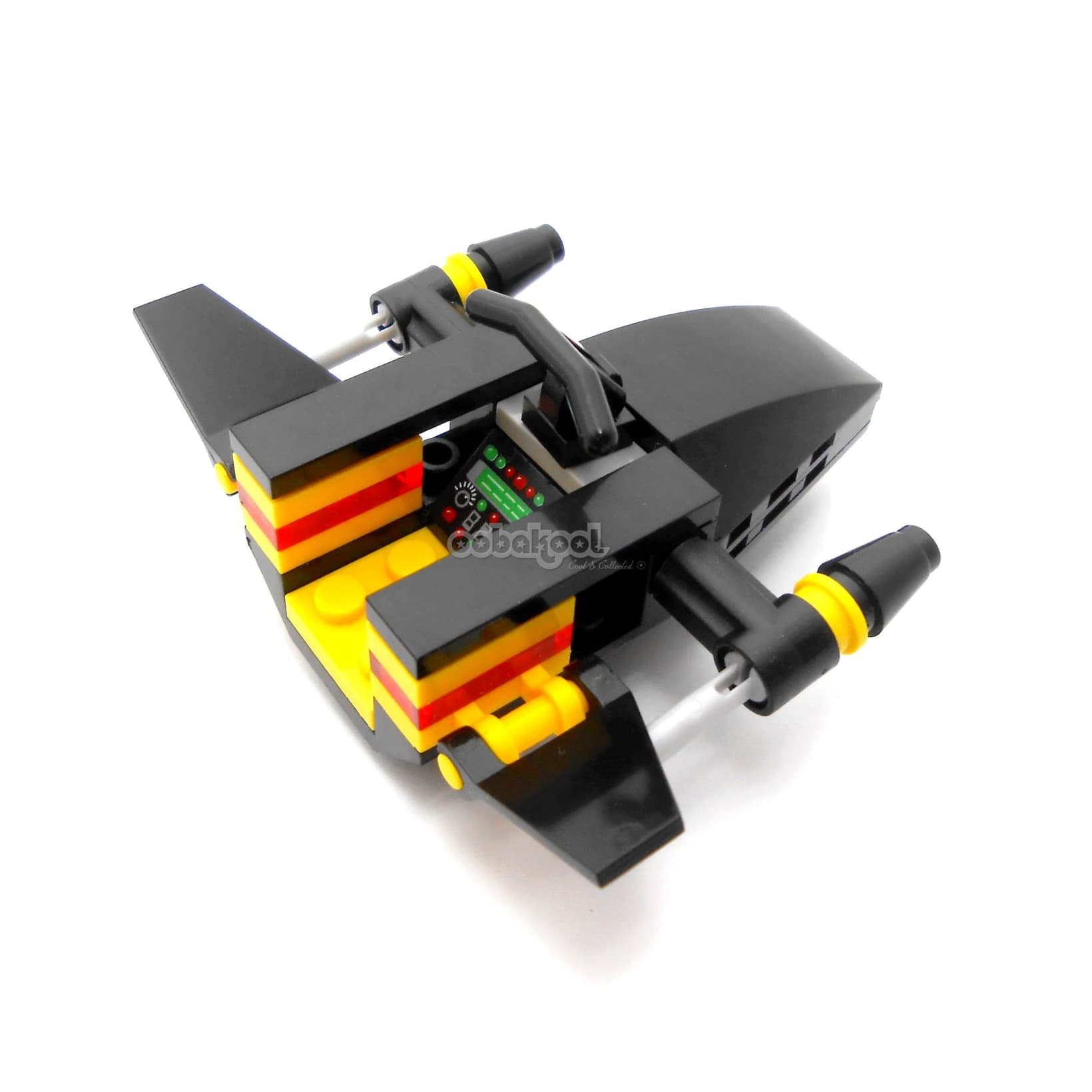Avengers / Iron Man Speedster Jet Oobakool Minifigure Vehicle Vehicles