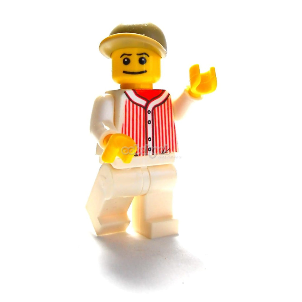 Cricket Player / City Series Oobakool Minifigure