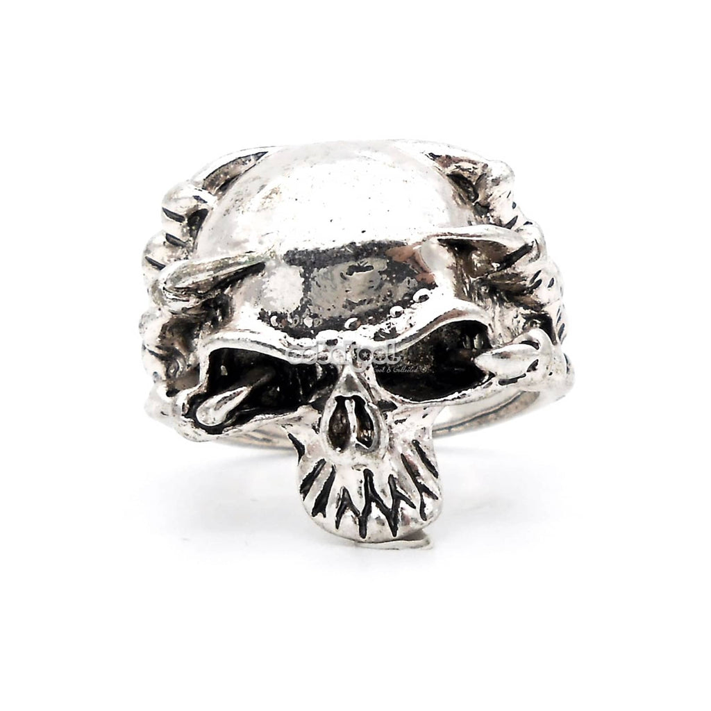 Dragon Claw / Skull Ring Stainless Steel