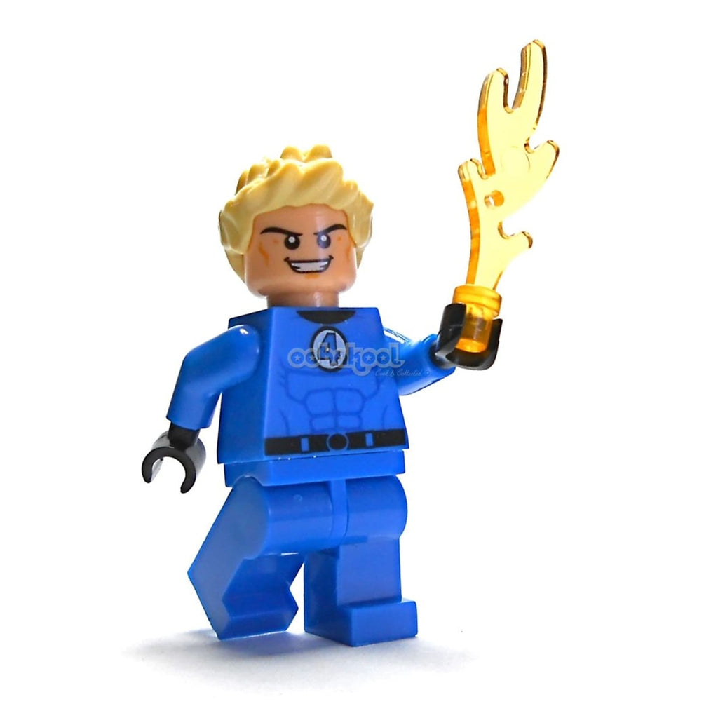 Fantastic 4 / The Human Torch Oobakool Minifigure