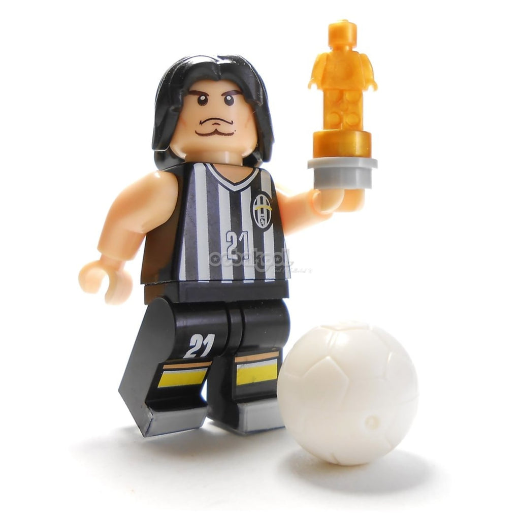 Fifa Football / World Cup Soccer Player Oobakool Minifigure