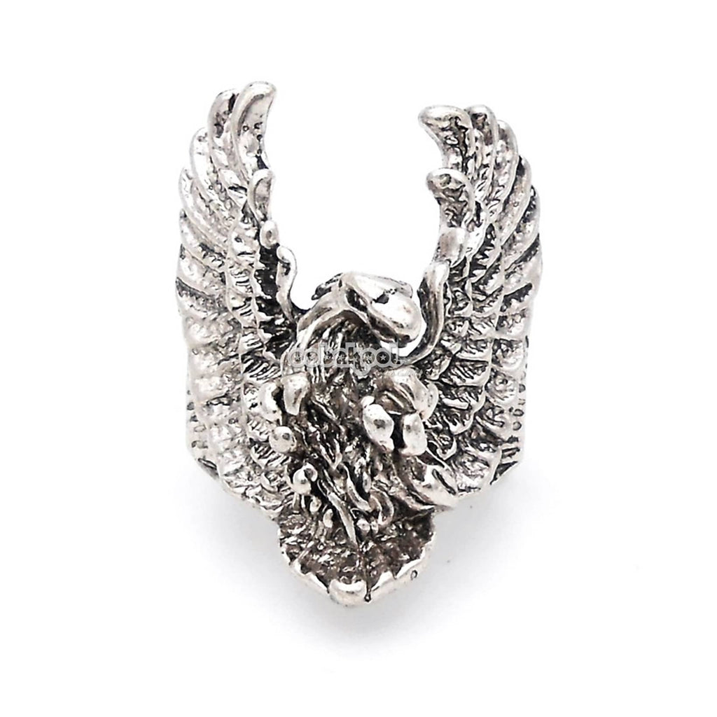 Harley Davidson / Eagle Wings Ring Stainless Steel