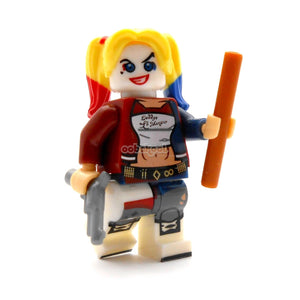 Harley Quinn Daddy's Lil Monster / Suicide Squad Batman Series Oobakool Minifigure
