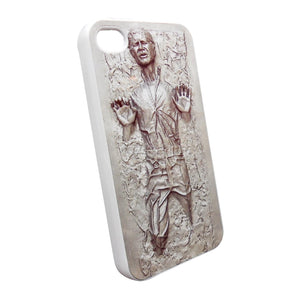 Iphone 4 / 4S Star Wars Han Solo In Carbonite 4.5 Inch Protective Skin Gadget