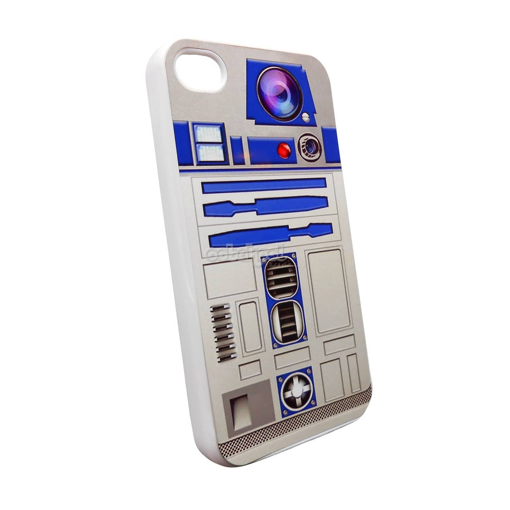 Iphone 4 / 4S Star Wars R2-D2 Droid 4.5 Inch Protective Skin Gadget