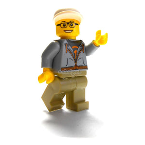 Jogger Runner / City Series Oobakool Minifigure