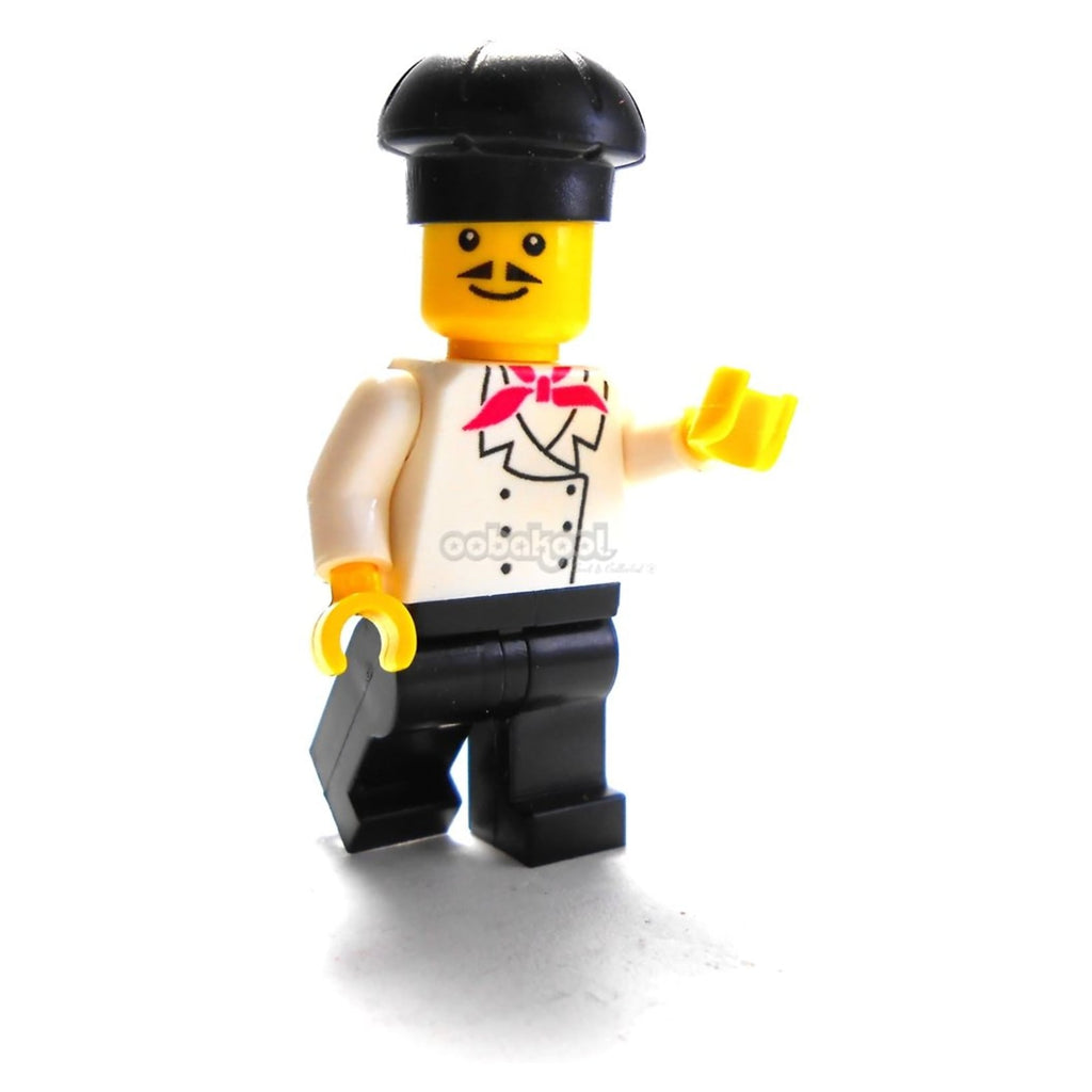 Le Chef / City Series Oobakool Minifigure