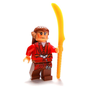 Lord Of The Rings / Quest Elf Oobakool Minifigure