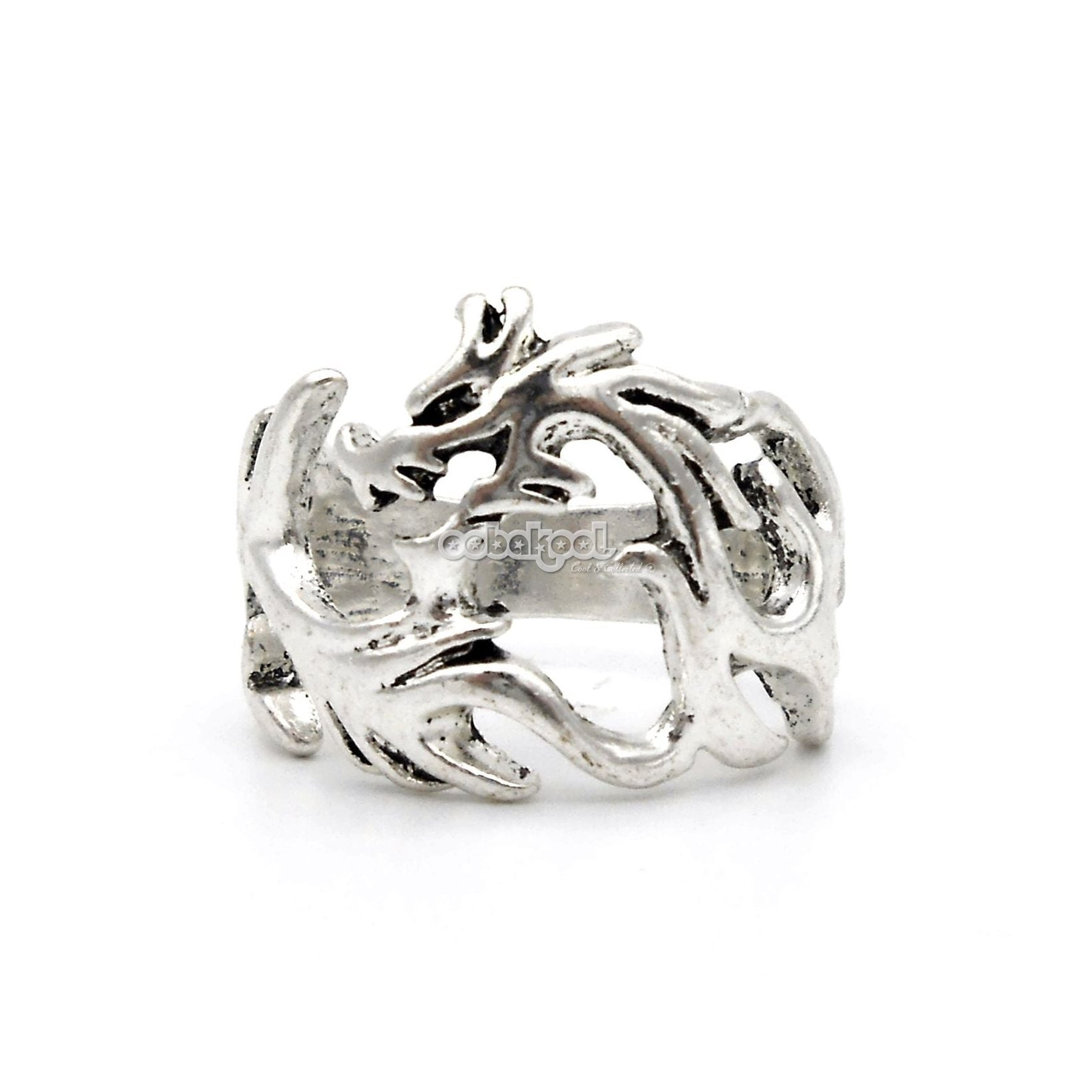 Mythical Creatures / Dragon Ring / Stainless Steel - Size 9