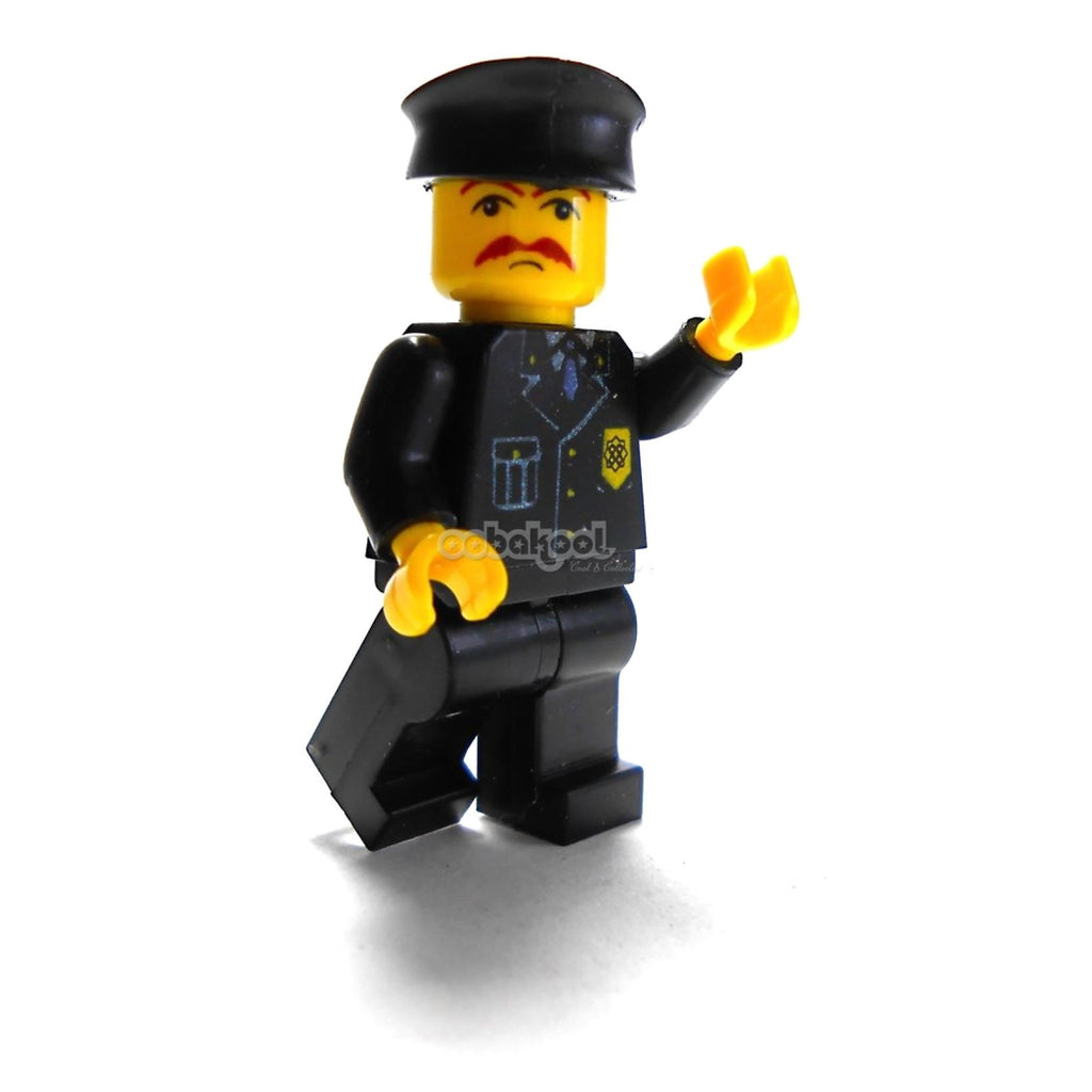 Police Chief / City Series Oobakool Minifigure