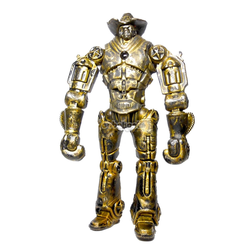 Real Steel / Six Shooter 13Cm Action Figure