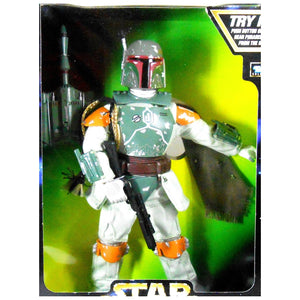Star Wars / Boba Fett The Kenner Collection 1998 12 Inch Electronic Figure Nib