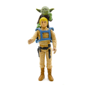 Star Wars / Dagobah Training Set Vintage Collection 1980 Kenner 3.75 Inch Figures