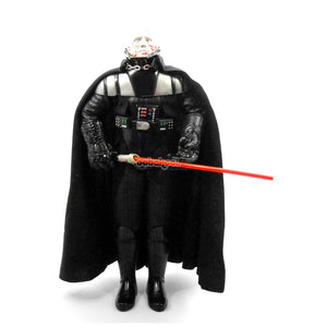 Star Wars / Darth Vader With Two-Part Removable Mask 1997 Hasbro 12 Inch Poseable Figure