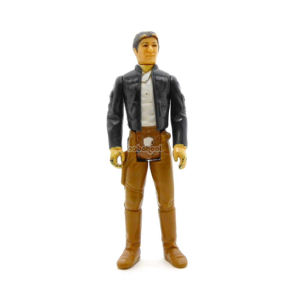 Star Wars / Han Solo - Bespin Gear Vintage Collection 1980 Kenner 3.75 Inch Figure