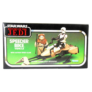 Star Wars / Speeder Bike Vehicle Vintage Collection 1983 Kenner 3.75 Inch Series Nib