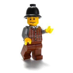 The Explorer Dr. Livingston / City Series Oobakool Minifigure
