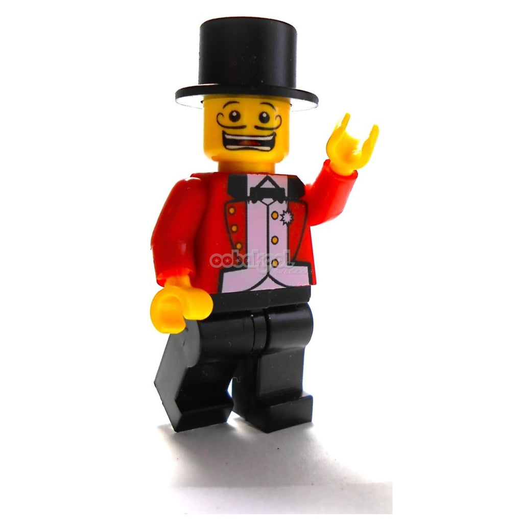 The Mayor / City Series Oobakool Minifigure