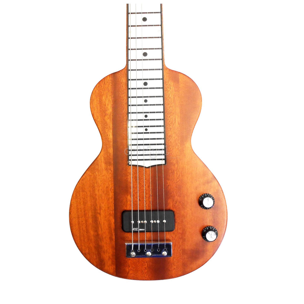 The Recording King Lap Steel Rg-31 / Mahogany 6-String Electric Guitar
