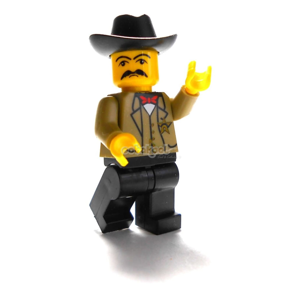 The Sheriff / Cowboy Series Oobakool Minifigure