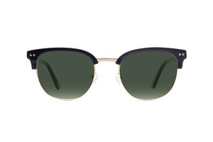 Hudson - Black Sunglasses