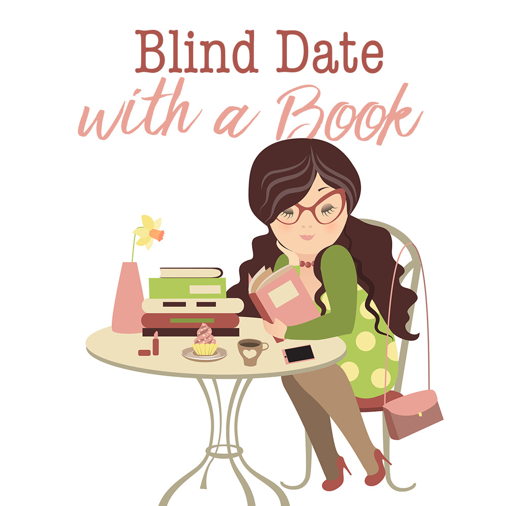 """Blind Date with a Book"" Bag (Free Tote Bag!)"