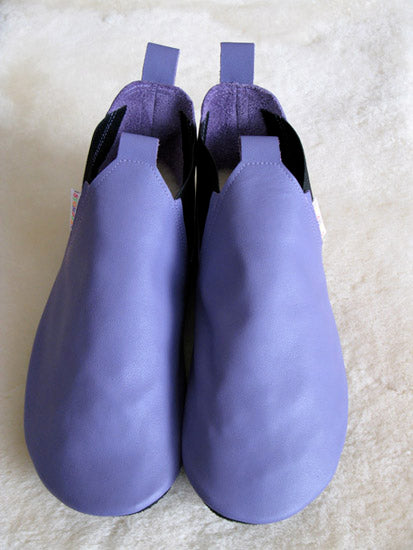 Ladies Mauve Slippers