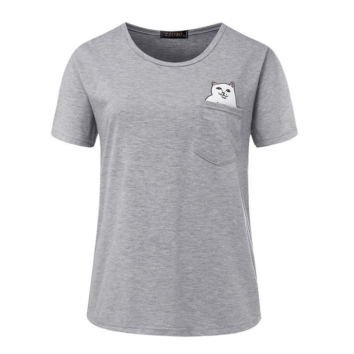 Hidden Cat T-Shirt