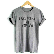 Three Cats Ago Tee